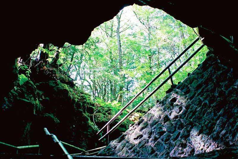 富岳風穴の画像