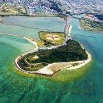 カメラ女子必見♪飛行機と青い海を撮影できる人気撮影スポット、沖縄の「瀬長島」でシャッターを切ろう!