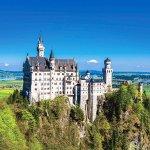 憧れのノイシュバンシュタイン城♪実在するメルヘンの世界に行ってみよう!