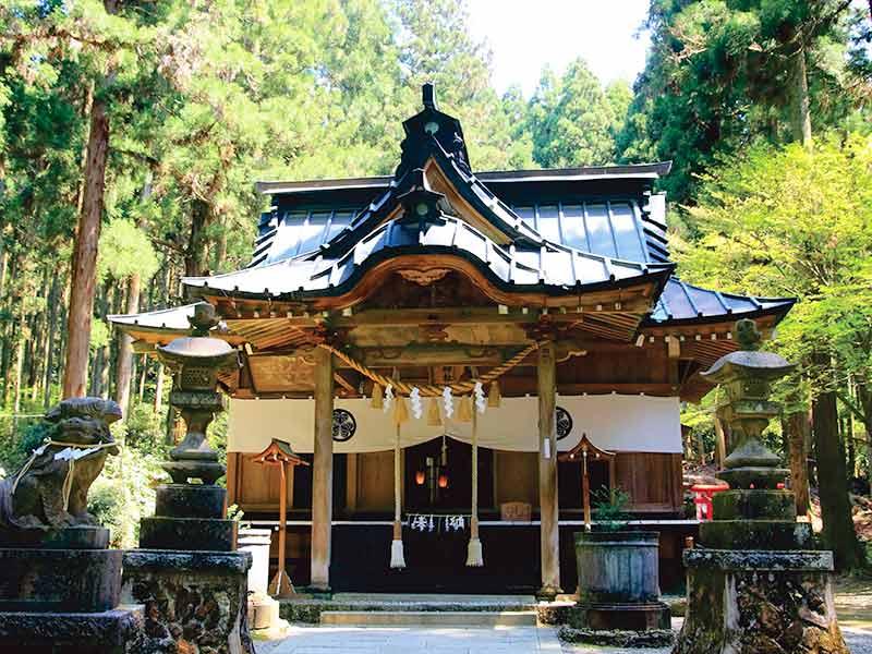 御岩神社 イメージ