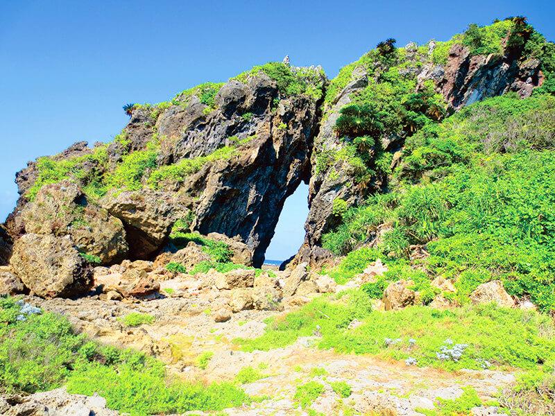 久米島のミーフガー
