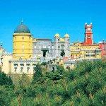 リスボンから日帰りで行けるカラフルで可愛い世界遺産「ペーナ宮殿」がおとぎ話に出てきそう!