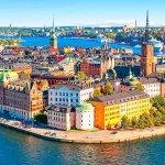 まるで『魔女の宅急便』の世界!スウェーデンの旧市街「ガムラスタン」が可愛すぎ!