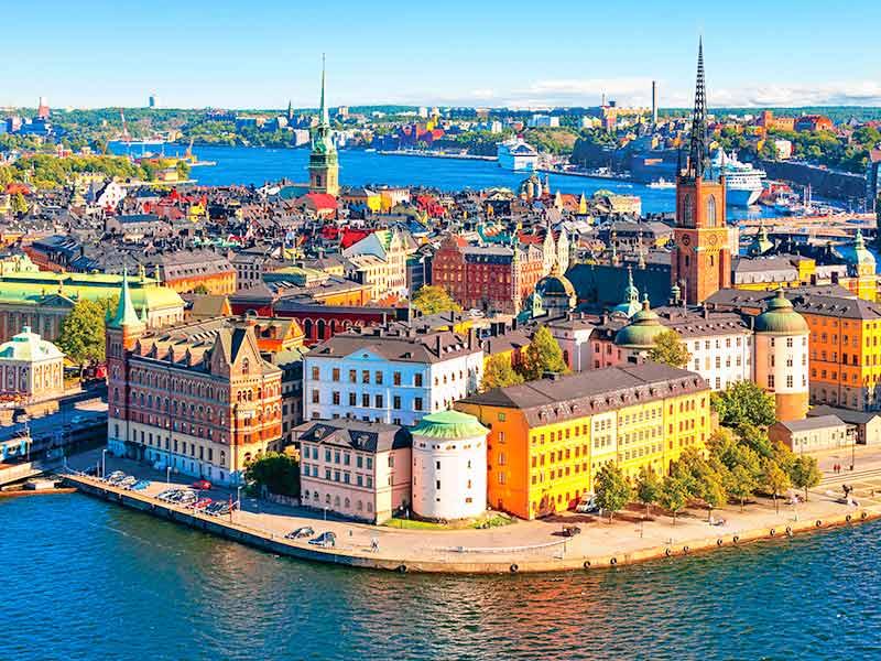 スウェーデン ストックホルム