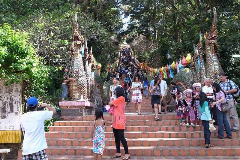"""タイの古都チェンマイの""""おしゃかわ""""スポット「ニマンヘミン通り」に遊びに行こう♪"""