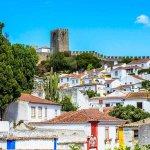 """ポルトガルの可愛すぎる村♪""""谷間の真珠""""オビドスに遊びに行こう♪"""