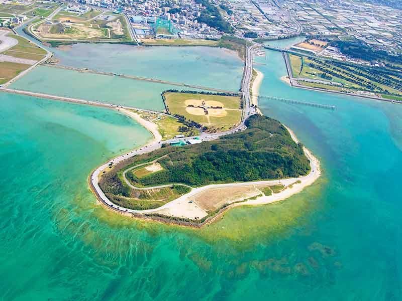 沖縄 瀬長島