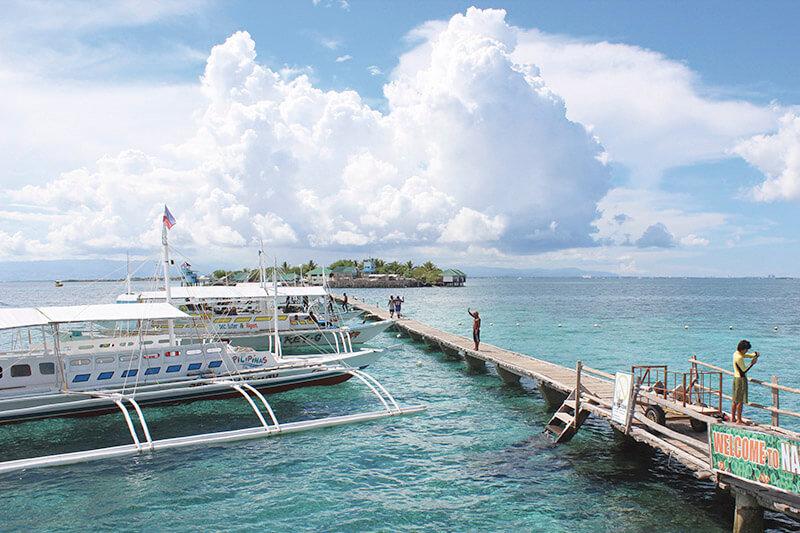 リゾート旅行をもっと楽しく!アイランドホッピングでセブ島を120%満喫しよう♪