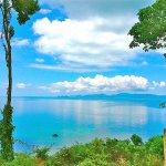 眼下に広がるターコイズブルーが綺麗すぎ!サムイ島の絶景ホテル「ジャングルクラブ」に泊まってみたい♪