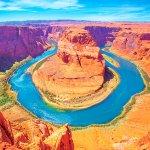 大自然の息吹を感じる絶景スポット!アリゾナ州「ホースシューベンド」の景色がスゴすぎる!