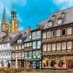 木枠装飾の家並みと魔女伝説 ドイツの古都「ゴスラー」は街まるごとが世界遺産!