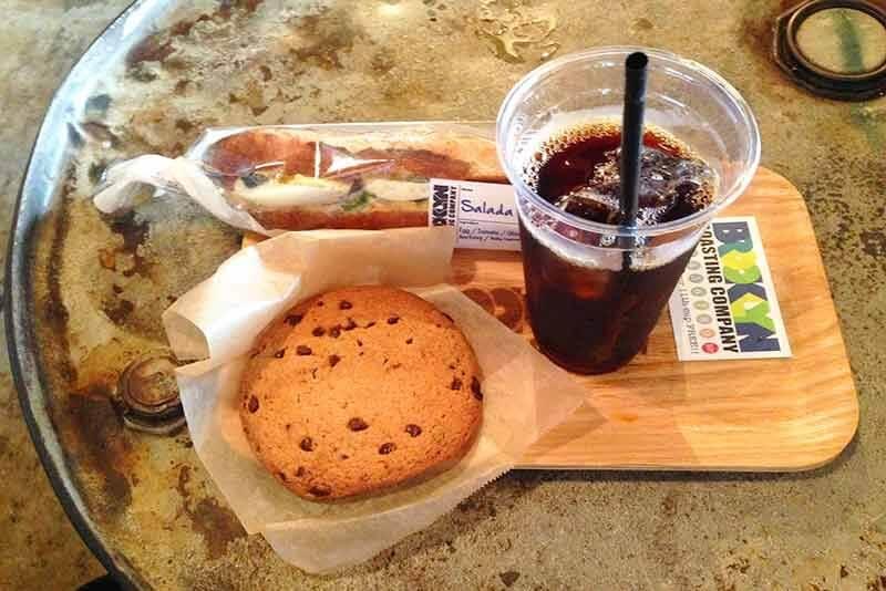Brooklyn Roasting Company・コーヒーとフード