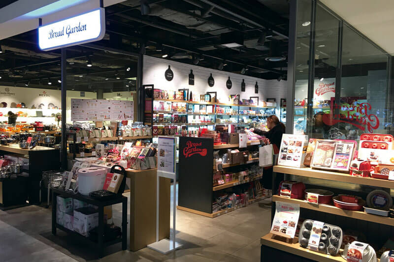 こんな時間にお買い物、現代アウトレット。写真提供:韓国観光公社
