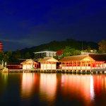 ナイトクルーズもおすすめ♪世界遺産「嚴島神社」のライトアップが神秘的すぎる!