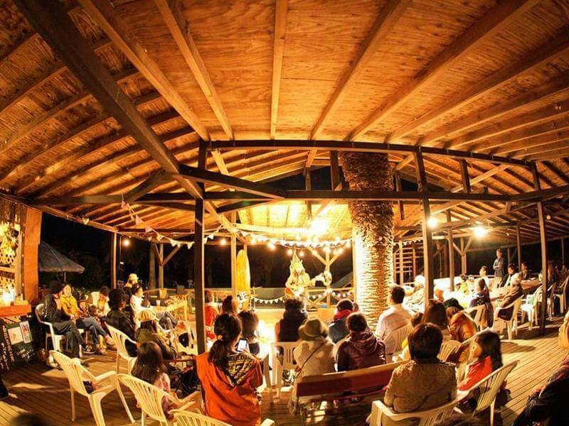 STRANGER THAN ISLAND 2017|イベント夜ライブイメージ
