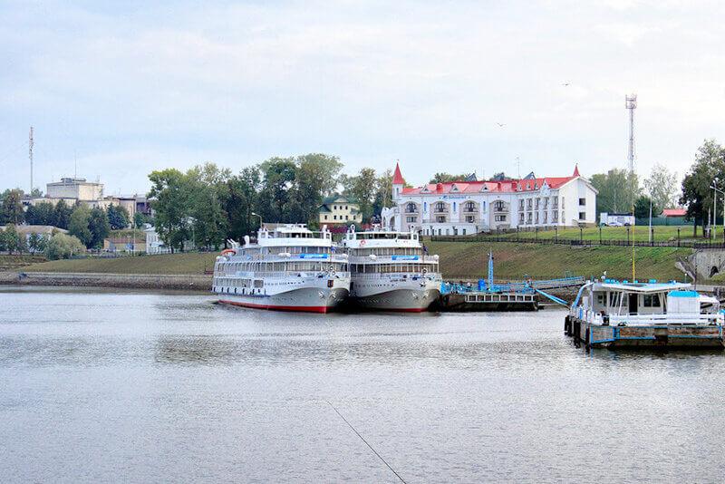 ヴォルガ川