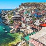 インスタでシェアしたい!! マルタ島の「ポパイ村」が超かわいい♪