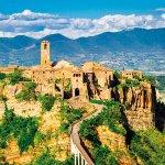 """イタリアにある""""滅びゆく街""""「チヴィタ・ディ・バーニョレージョ」が美しい!"""