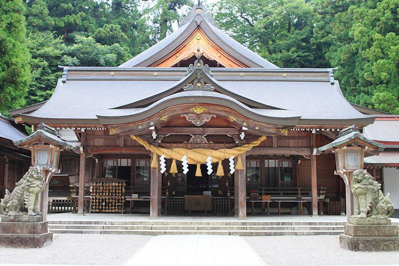「恋のしらやまさん」切符でお得に石川県の白山観光を楽しもう!恋の祈願と和菓子付き♪