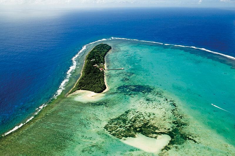 グアムの無人島・ココス島に行こう!透明度抜群の海と白い砂浜でめいっぱい遊べちゃう♪