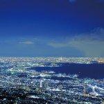 神戸の1000万ドルの夜景を一望! 六甲山の隠れ家宿「オーシャンテラスあじさい」