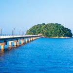 島全体が天然記念物!神秘的なパワースポットの無人島♡蒲郡・竹島