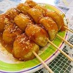 素朴な味がどこか懐かしい♡茨城県大洗町のご当地スイーツ「みつだんご」を食べたい!