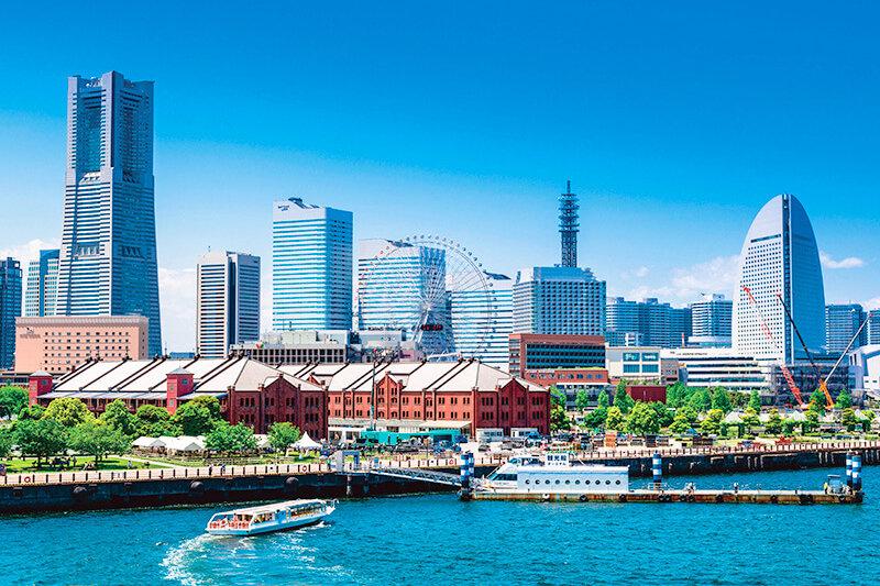 海上ルートでいく港町横浜♪「シーバス」に乗船して定番観光スポットを巡ろう!