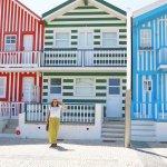 ポルトガルに行くなら♪ストライプ柄の街並みが可愛い「コスタノバ」と美しい港町「アヴェイロ」がオススメ!