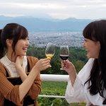 松井愛莉と佐野ひなこの八ヶ岳高原の旅、後編。日本アルプスの絶景を満喫し癒される!