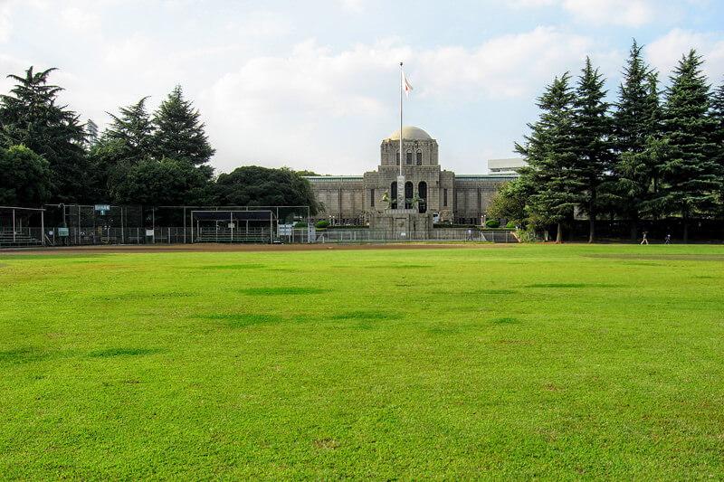 神宮外苑軟式球場