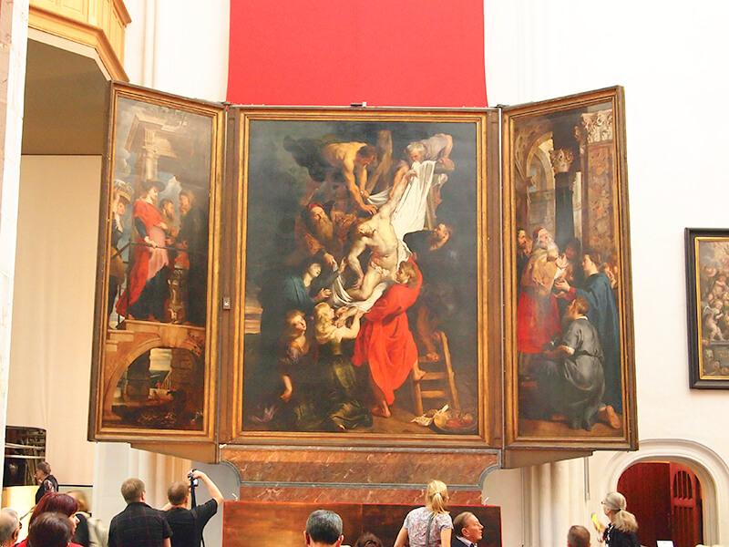 ルーベンスの絵画