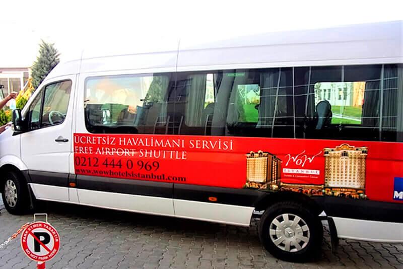 空港送迎バス