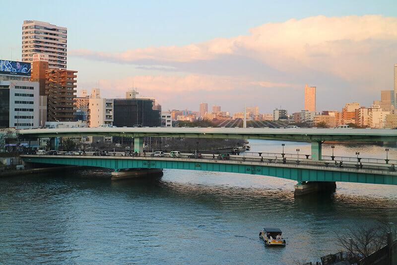 天満橋界隈