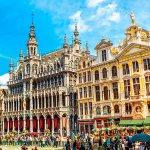 ヨーロッパ好きなら行ってみて♪ベルギーの世界遺産「グランプラス」が美しすぎる!