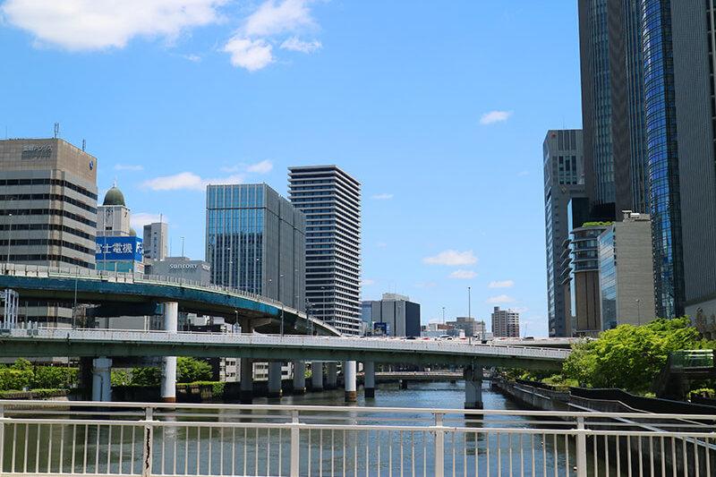 大阪旅行で地下街ばっかりはもったいない!梅田から地上を散策してみよう!