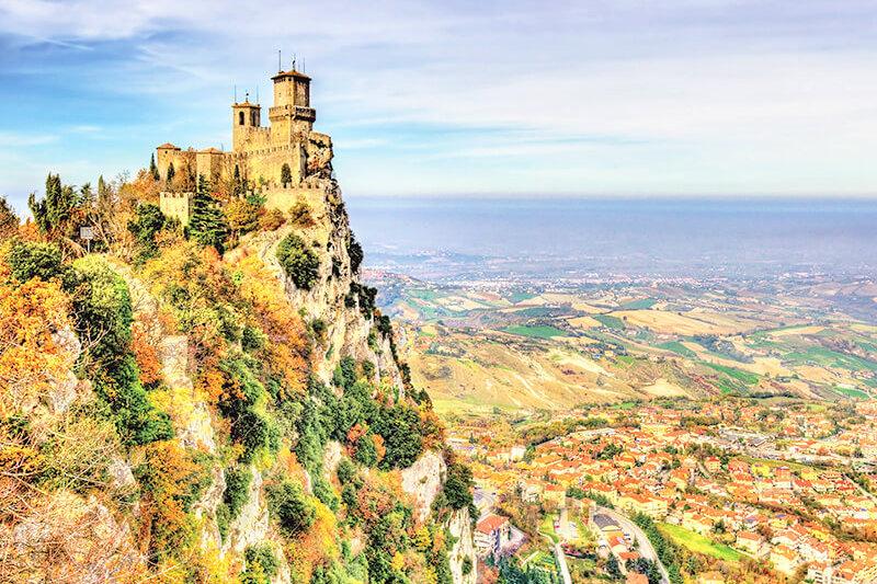 """""""世界で5番目に小さな国""""サンマリノ共和国のおすすめを5つご紹介!"""