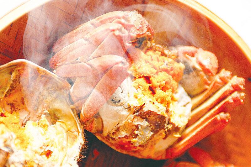 食べたことある?10月~11月頃が旬の上海蟹、せっかくだから本場に食べにいこう!