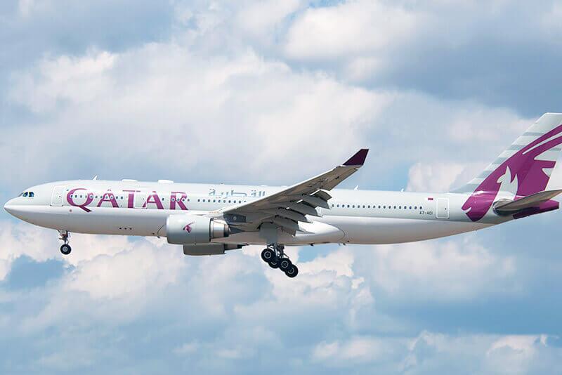 A7-ACI カタール航空