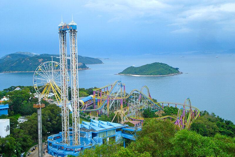ディズニーより人気!?香港にある「オーシャンパーク(香港海洋公園)」が楽しすぎ!