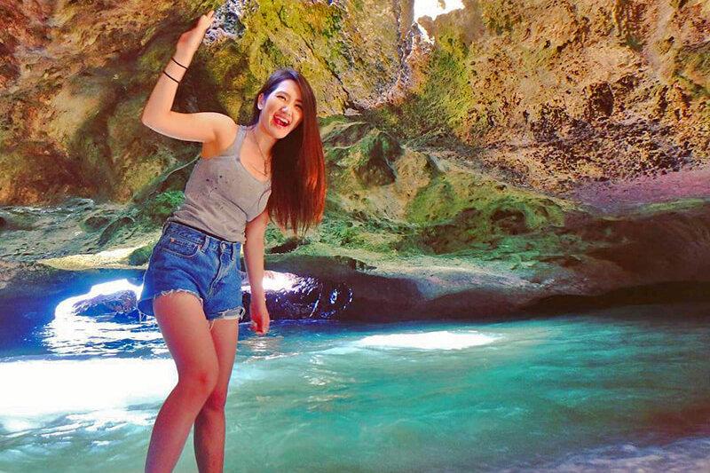 ハワイ・オアフ島の穴場絶景スポット「マーメイドケーブ」が神秘的で美しい!