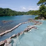 和歌山プチトリップ!エメラルドグリーンの海を望む「ホテル中の島」で自然を満喫♪
