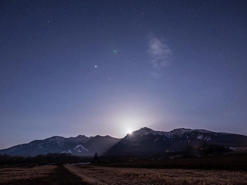 野辺山の星空
