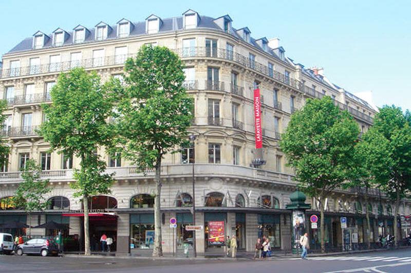 フランス旅行でおすすめ!パリ・オペラ地区の老舗デパート「ギャラリー・ラファイエット」でショッピング!