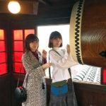 AKB48メンバーの柏木由紀と渡辺麻友が秋深まる松山と道後温泉へ。初めての二人きりの旅。