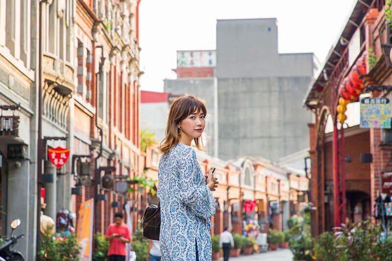 田中里奈も感動!美しいレトロな街並みの台湾・三峡老街と新北市イルミネーション