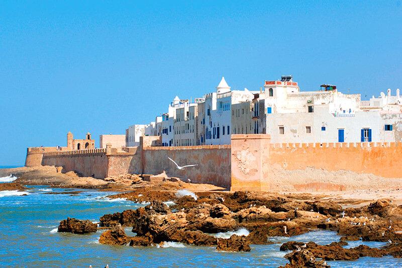 モロッコにあるエキゾチックな白い街!「エッサウィラ」で世界遺産の街並を歩こう