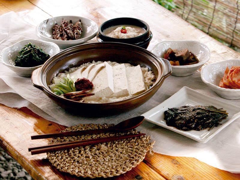 豆腐そのものの香りが楽しめる