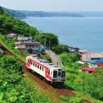 冬限定のほっこり電車旅♪三陸鉄道「こたつ列車」で東北を満喫しよう!