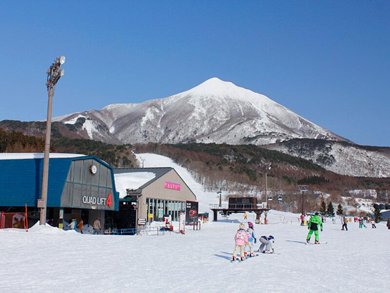 アルツ磐梯のスキー場画像